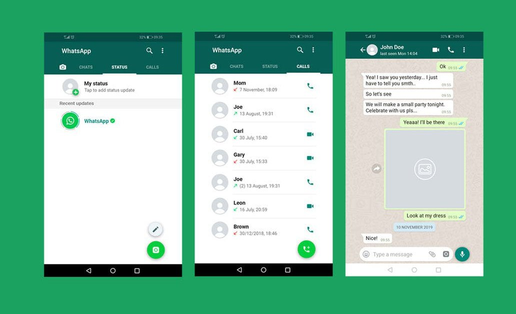 How to track whats app messages…?